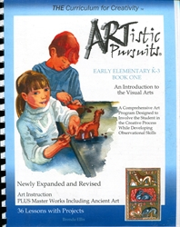 ARTistic Pursuits Grades K-3 Book 1