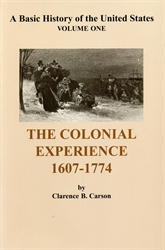 Colonial Experience - Exodus Books