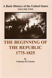 Beginning of the Republic - Exodus Books