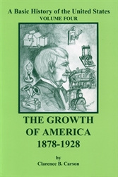 Growth of America - Exodus Books
