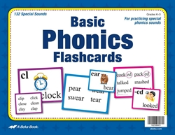 Basic Phonics Flashcards K5 - 3