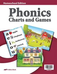 Phonics Charts and Games K