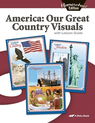 America: Our Great Country Visuals