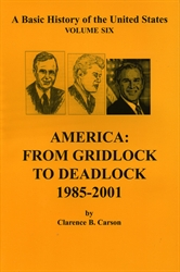 America: From Gridlock to Deadlock - Exodus Books