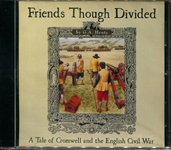 Friends though Divided - Audio Book