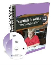 Essentials in Writing Level 4 - Combo Pack (old)