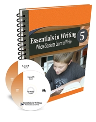 Essentials in Writing Level 5 - Combo Pack (old)