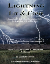 Lightning Lit & Comp 8 - Workbook