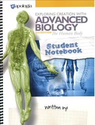 Human Body - Student Notebook