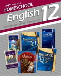 English 12 - Parent Guide/Student Daily Lessons