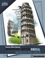 Writing With Skill Level 3 - Instructor Text