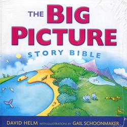 Big Picture Story Bible - Exodus Books