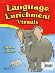 Language Enrichment Visual Cards