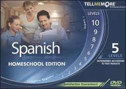 Tell Me More: Spanish 5 level - Homeschool Edition