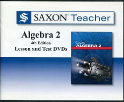 Saxon Algebra 2 - Teacher CD-ROM (4th edition)