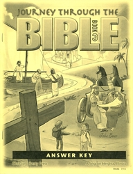 Journey Through the Bible Book 3 - Answer Key