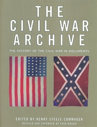 Civil war archive exodus books for Documents of american history henry steele commager