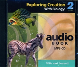 Exploring Creation With Biology - Audio Book