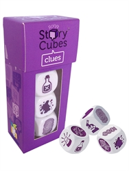 Rory's Story Cubes - Clues