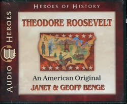 Theodore Roosevelt - Audio Book