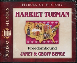 Harriet Tubman - Audio Book