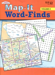 Map-It Word-Finds