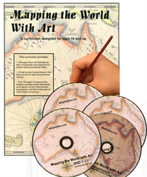 Mapping the World with Art - Textbook and DVD Set