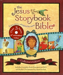 Jesus Storybook Bible (Collector Edition)