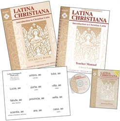 Latina Christiana Book II - Bundle - Exodus Books