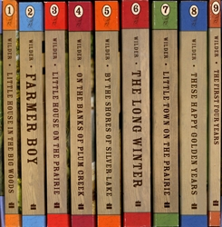 Little House - Softcover Boxed Set