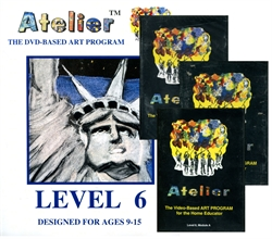 Atelier Art Curriculum Level 6