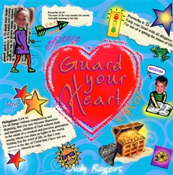 Judy Rogers CD - Guard Your Heart - Exodus Books
