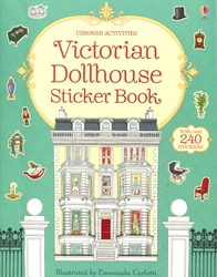 Victorian Dollhouse - Sticker Book