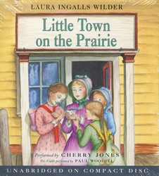 Little Town on the Prairie - Audio CD