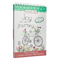 Joy for the Journey - Coloring Book