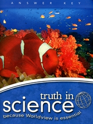 Truth In Science - Answer Key