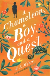 Chameleon, A Boy, and A Quest