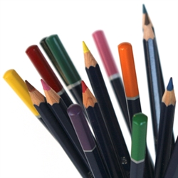 Aqualine Watercolor Pencils - 12 Colors