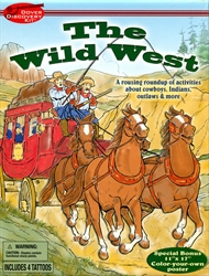 Wild West - Dover Discovery Kit