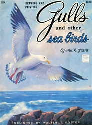 Drawing and Painting Gulls and Other Sea Birds