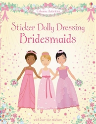 Sticker Dolly Dressing: Weddings & Bridesmaids