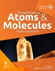 Properties of Atoms & Molecules - Teacher Supplement