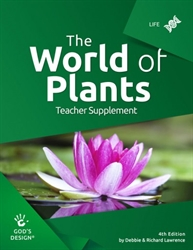World of Plants - Teacher Supplement