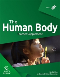Human Body - Teacher Supplement