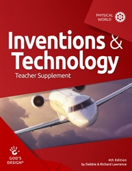Inventions & Technology - Teacher Supplement