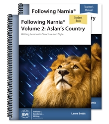 Following Narnia 2 - Set