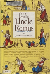 Favorite Uncle Remus