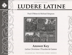 Ludere Latine I - Answer Key
