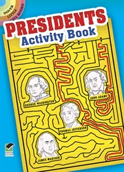 Presidents - Activity Book