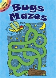 Bugs Mazes - Activity Book